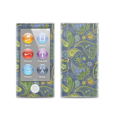 Apple iPod Nano (7G) Skin - Pallavi Paisley