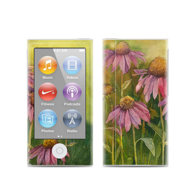 Apple iPod Nano (7G) Skin - Prairie Coneflower