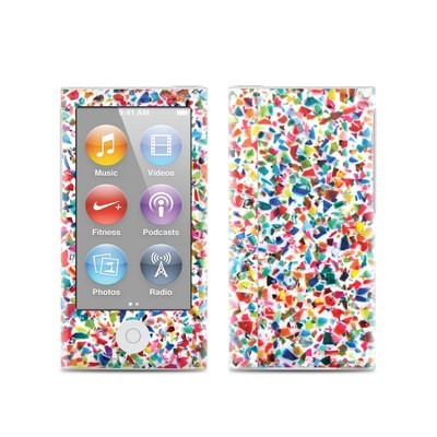Apple iPod Nano (7G) Skin - Plastic Playground
