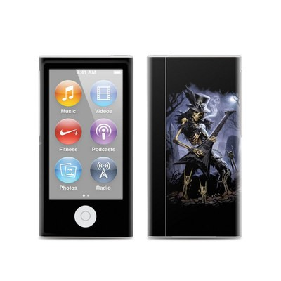 Apple iPod Nano (7G) Skin - Play Dead