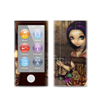Apple iPod Nano (7G) Skin - Poe