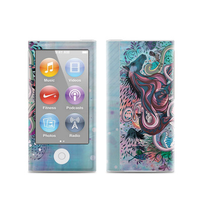Apple iPod Nano (7G) Skin - Poetry in Motion