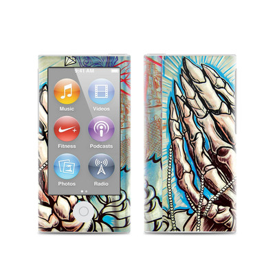 Apple iPod Nano (7G) Skin - Por Muerte