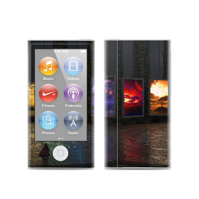 Apple iPod Nano (7G) Skin - Portals
