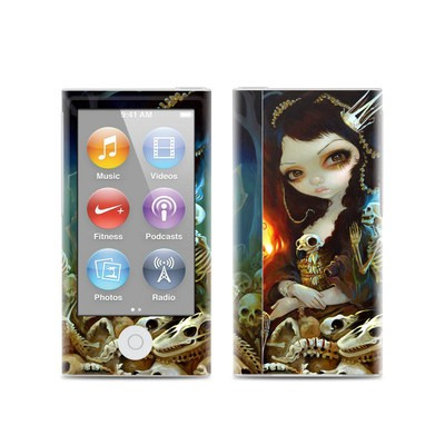 Apple iPod Nano (7G) Skin - Princess of Bones