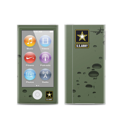 Apple iPod Nano (7G) Skin - Pull The Lanyard