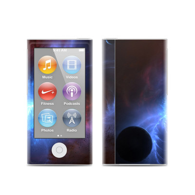 Apple iPod Nano (7G) Skin - Pulsar