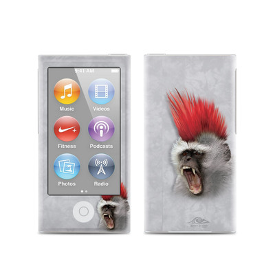 Apple iPod Nano (7G) Skin - Punky