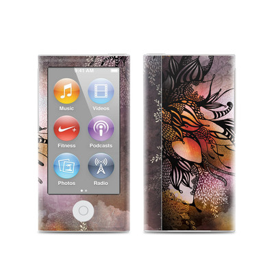 Apple iPod Nano (7G) Skin - Purple Rain