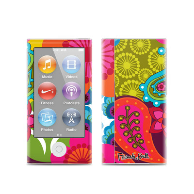 Apple iPod Nano (7G) Skin - Raj