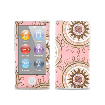 Apple iPod Nano (7G) Skin - Retro Glam