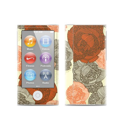 Apple iPod Nano (7G) Skin - Roses