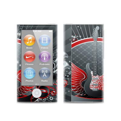Apple iPod Nano (7G) Skin - Rock Out