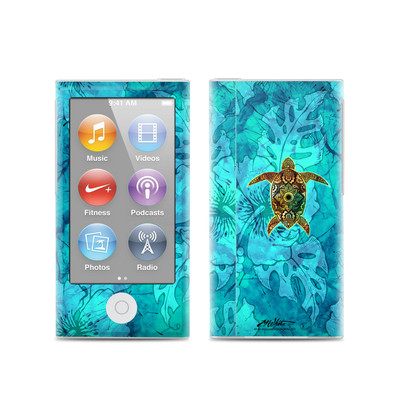 Apple iPod Nano (7G) Skin - Sacred Honu