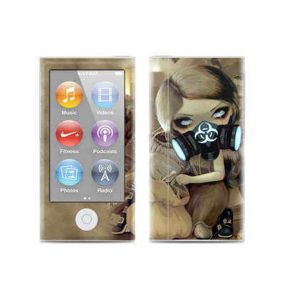 Apple iPod Nano (7G) Skin - Scavengers