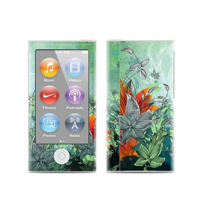 Apple iPod Nano (7G) Skin - Sea Flora