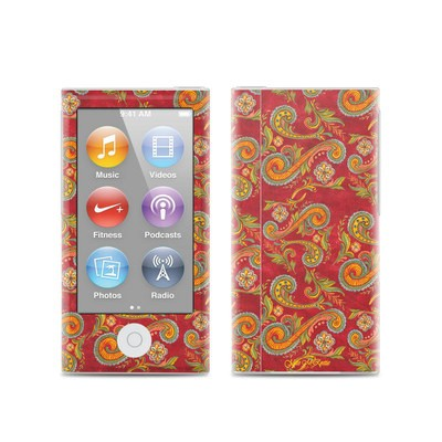 Apple iPod Nano (7G) Skin - Shades of Fall