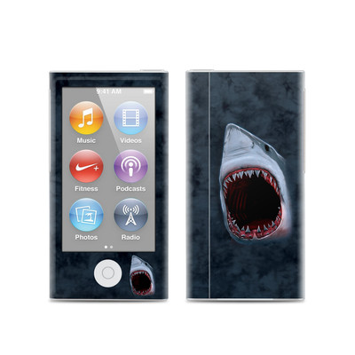 Apple iPod Nano (7G) Skin - Shark