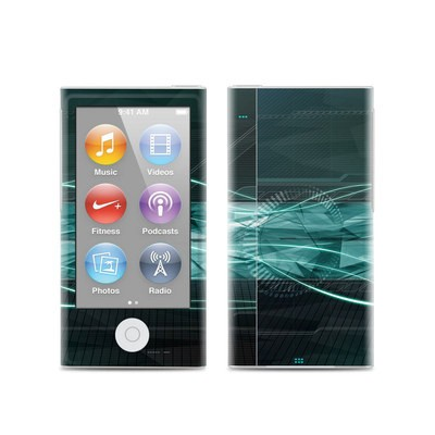 Apple iPod Nano (7G) Skin - Shattered