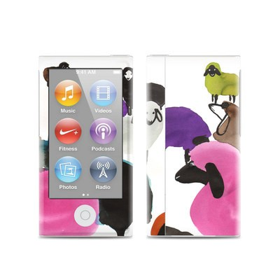 Apple iPod Nano (7G) Skin - Sheeps