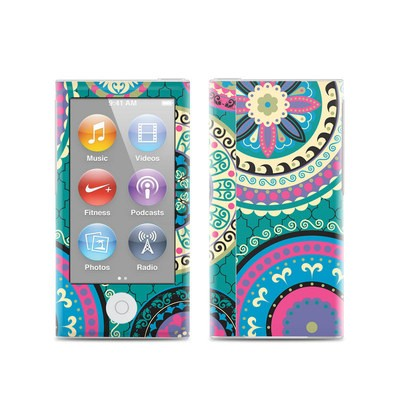 Apple iPod Nano (7G) Skin - Silk Road