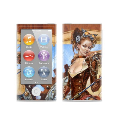 Apple iPod Nano (7G) Skin - Steam Jenny