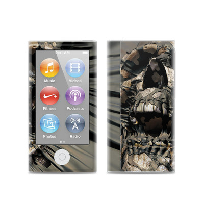 Apple iPod Nano (7G) Skin - Skull Wrap