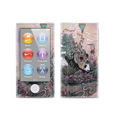 Apple iPod Nano (7G) Skin - Sleeping Giant