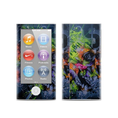 Apple iPod Nano (7G) Skin - Speak