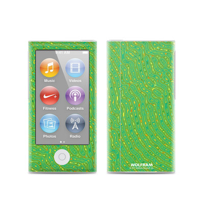 Apple iPod Nano (7G) Skin - Speckle Contours