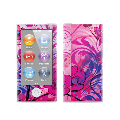 Apple iPod Nano (7G) Skin - Spring Breeze