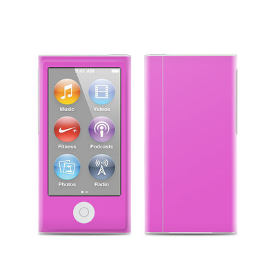apple ipod nano 7g skin solid state white by solid. Black Bedroom Furniture Sets. Home Design Ideas