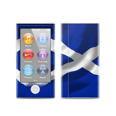 Apple iPod Nano (7G) Skin - St. Andrew's Cross