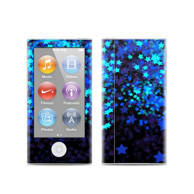 Apple iPod Nano (7G) Skin - Stardust Winter