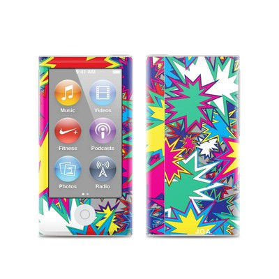 Apple iPod Nano (7G) Skin - Starzz