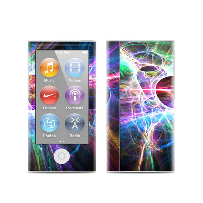 Apple iPod Nano (7G) Skin - Static Discharge