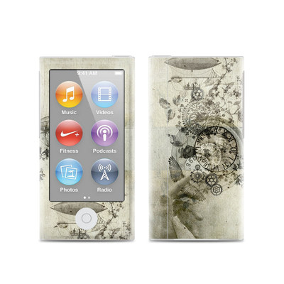 Apple iPod Nano (7G) Skin - Steamtime