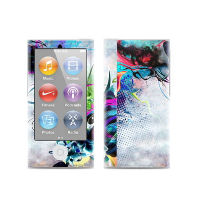 Apple iPod Nano (7G) Skin - Streaming Eye