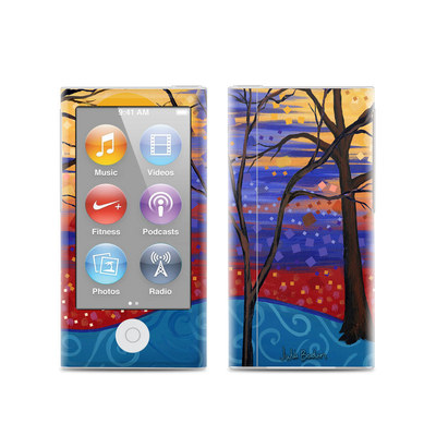 Apple iPod Nano (7G) Skin - Sunset Moon