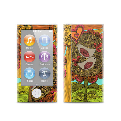 Apple iPod Nano (7G) Skin - Sunshine