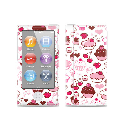 Apple iPod Nano (7G) Skin - Sweet Shoppe