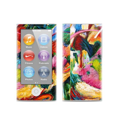 Apple iPod Nano (7G) Skin - Tahiti