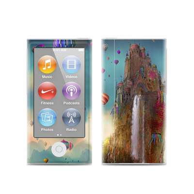 Apple iPod Nano (7G) Skin - The Festival
