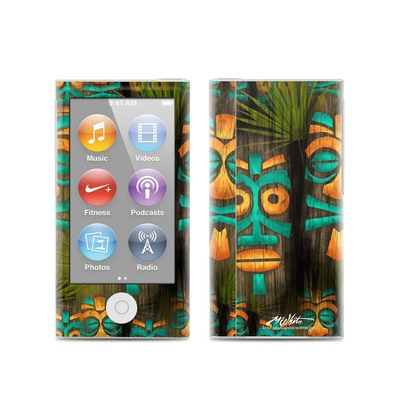 Apple iPod Nano (7G) Skin - Tiki Abu