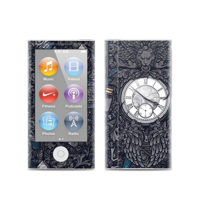Apple iPod Nano (7G) Skin - Time Travel