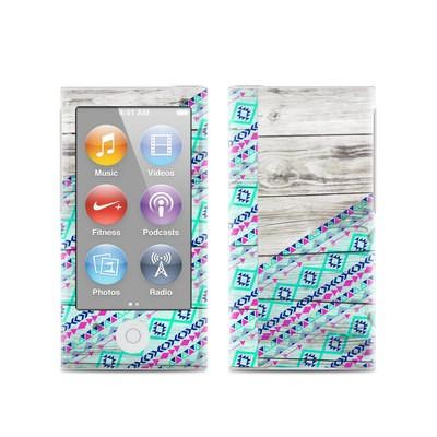 apple ipod nano 7g skin daze by brooke boothe decalgirl. Black Bedroom Furniture Sets. Home Design Ideas