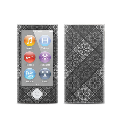 Apple iPod Nano (7G) Skin - Tungsten