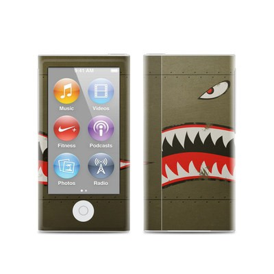 Apple iPod Nano (7G) Skin - USAF Shark
