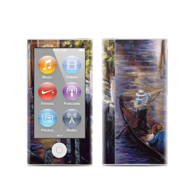 Apple iPod Nano (7G) Skin - Venezia