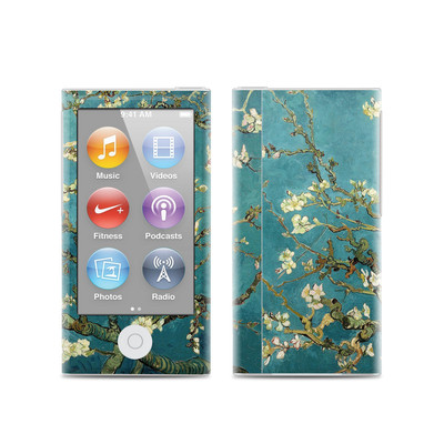 Apple iPod Nano (7G) Skin - Blossoming Almond Tree